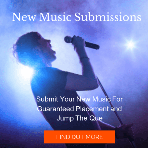 Submit Your Music Banner