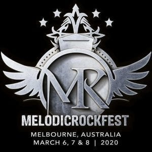 Melodic Rock Fest Melbourne March 2020