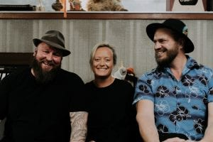 Alternative Wild August River Band Launch Show For New Single