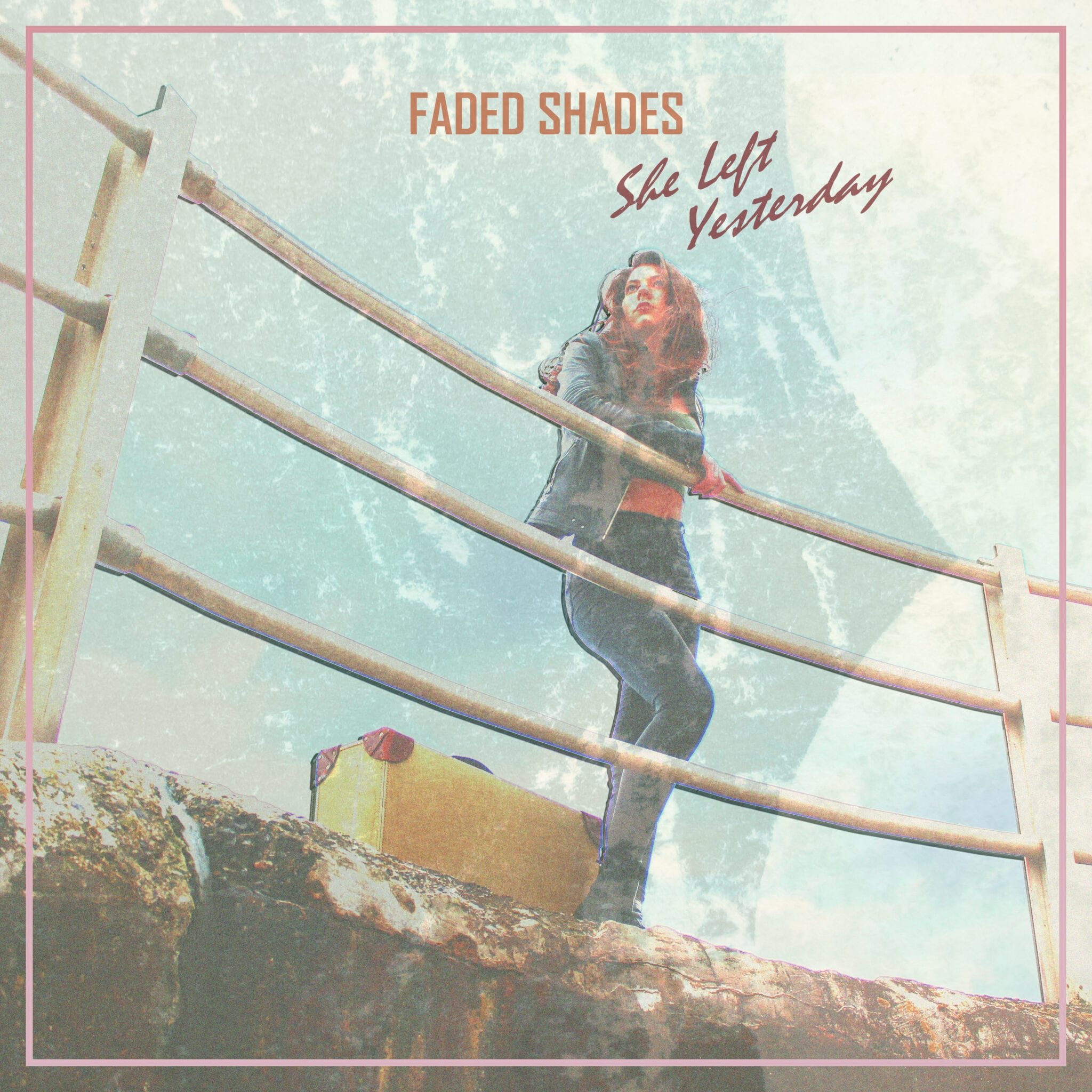 Faded Shades Alternative Rock Release Catchy New Single She Left Yesterday