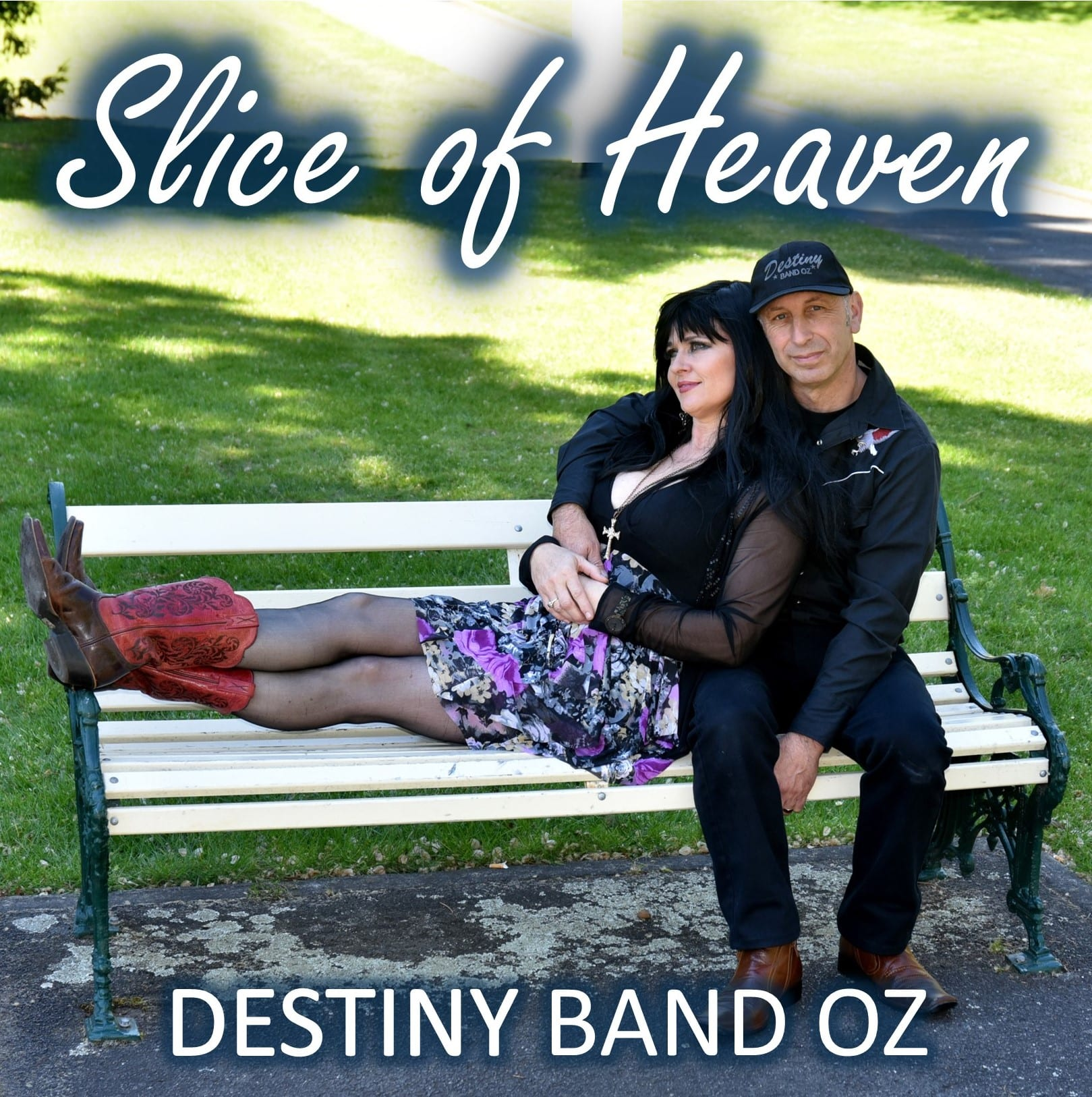 Single Cover of Slice Of Heaven