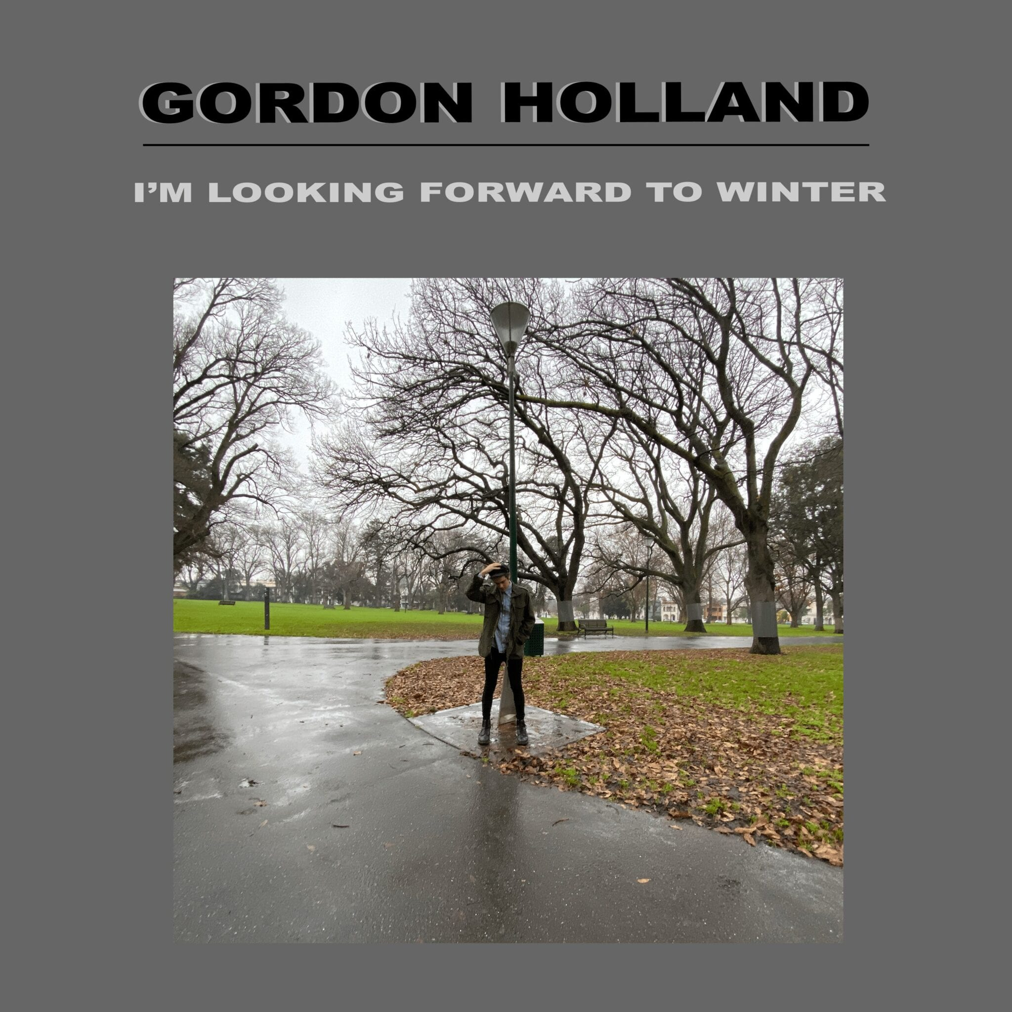 Look Forward To Winter with New Indie Music from Gordon Holland