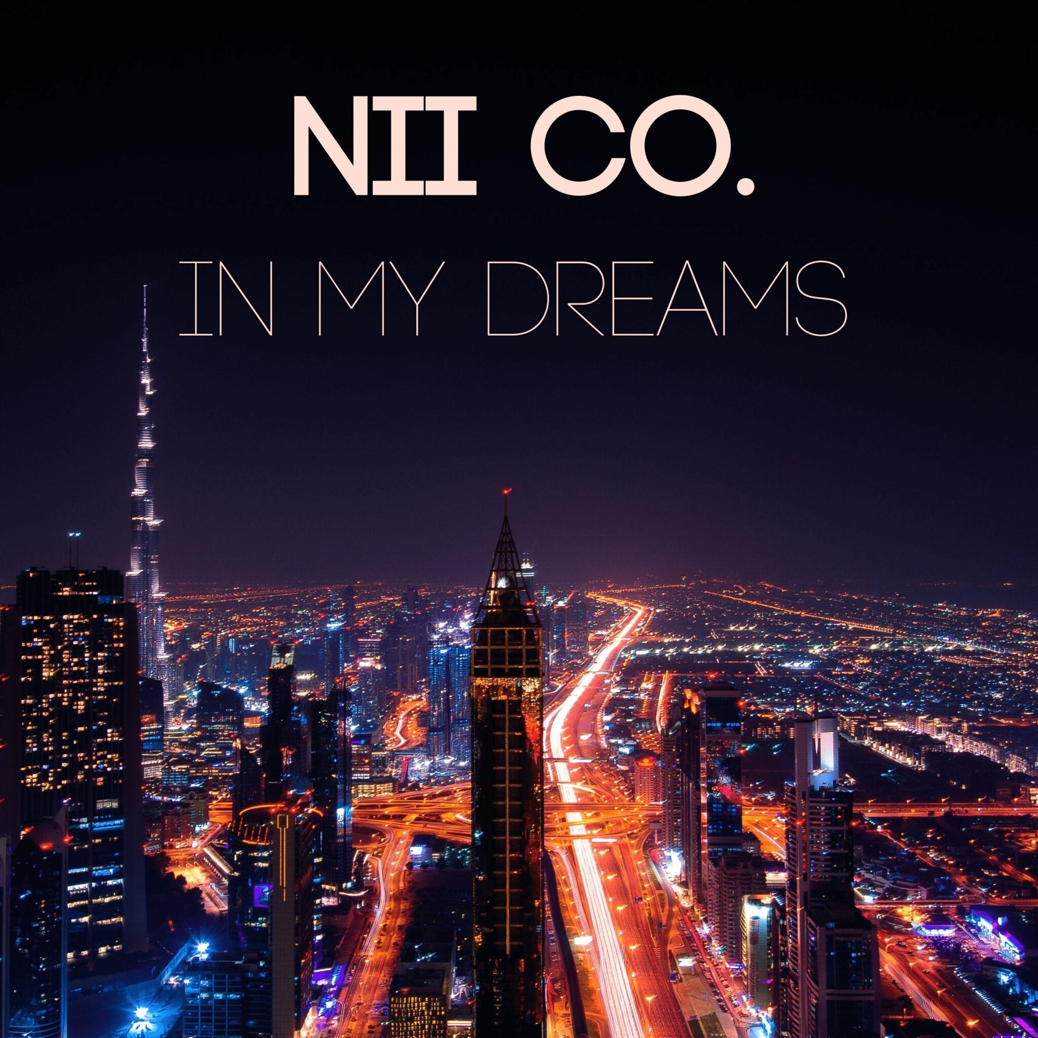 New Electronic Pop In My Dreams from Nii Co.